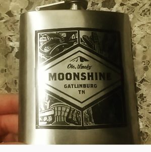 Ole smoky flask